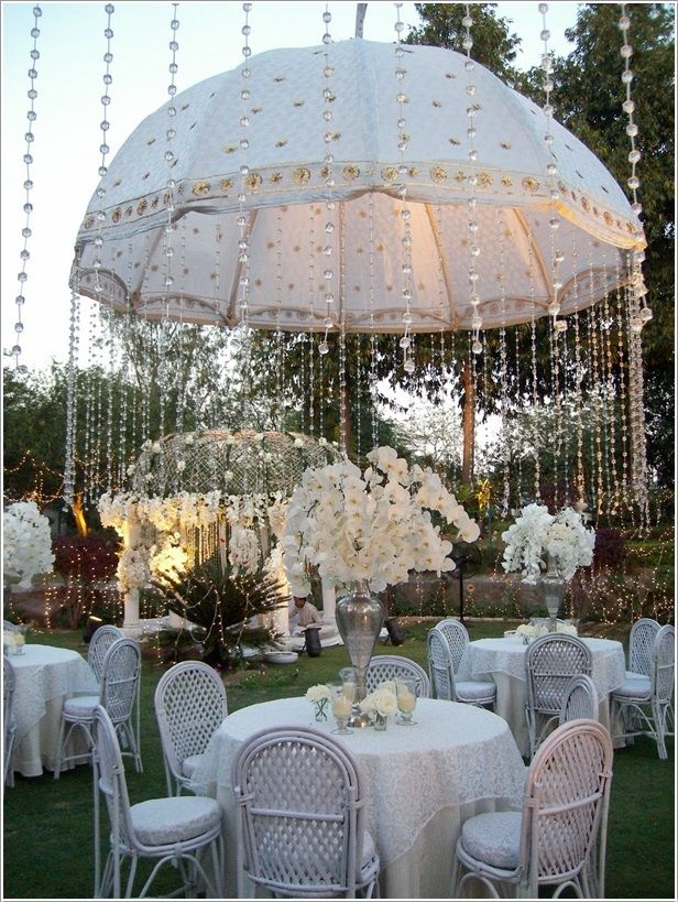 find this pin and more on indian wedding umbrella decoration ideas