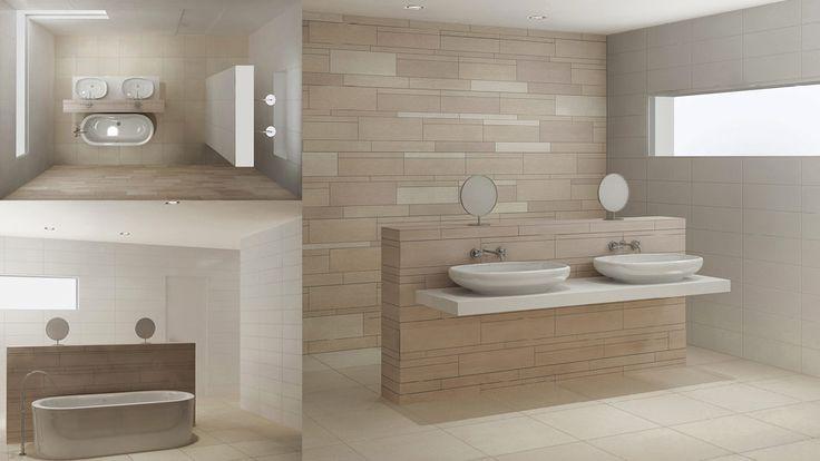 Inrichting badkamer met Mosa tegels