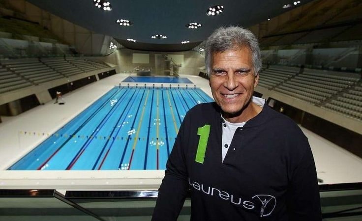 """Mark Spitz: """"Sentí alivio cuando Phelps batió mi récord"""""""