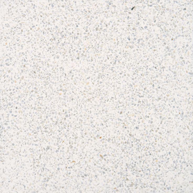 https://tile.expert/img_lb/Apavisa/Terrazzo/per_sito/minimali/b_TERRAZZO-WHITE-NATURAL-29,75X29,75.jpg, Küche, öffentliche Räume, Schlafzimmer, Steinoptik, Betonoptik, Feinsteinzeug, Bodenfliesen, Matt, Nicht rektifiziert