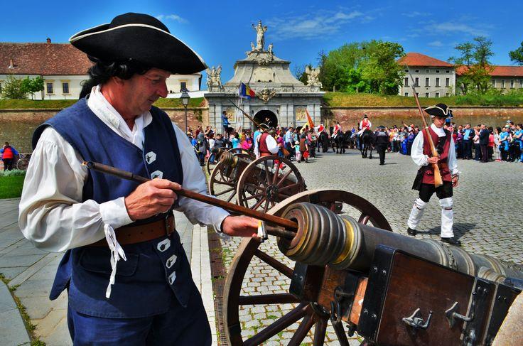 Transylvania, Alba Iulia Citadel http://www.touringromania.com/tours/long-tours/one-week-in-transylvania-private-tour-7-days.html
