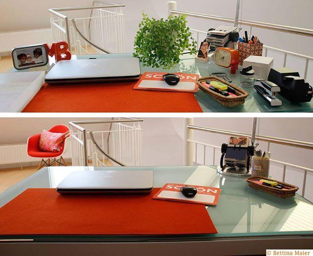 Amazing Einfache Dekoration Und Mobel Schreibtischchaos Vermeiden Mit Dem Richtigen Bueroordnungssystem #5: Wieviel Deko Auf Dem Schreibtisch Ist Erlaubt? Erlaubt Ist Natürlich Soviel  Deko, Wie Ihr Wollt - Aber Nicht Empfehlenswert. Und Zwar Aus Folgenden.