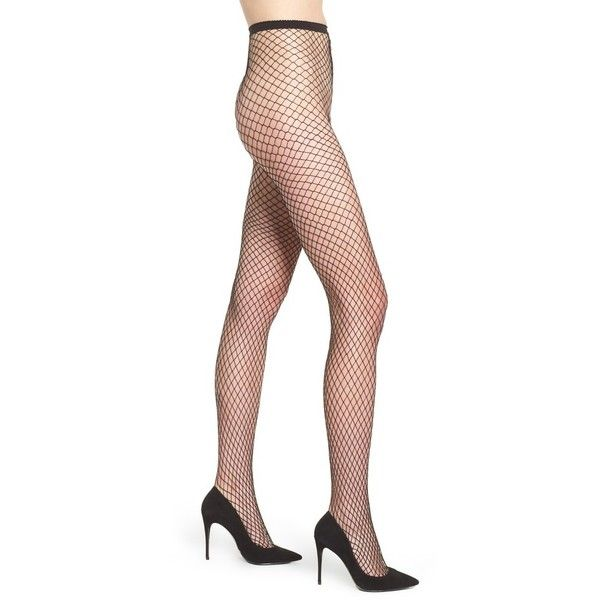 Women's Nordstrom Sparkle Fishnet Tights (24 CAD) ❤ liked on Polyvore featuring intimates, hosiery, tights, black, sparkly stockings, sparkly fishnet tights, sparkly tights, sparkle pantyhose and sparkle hosiery