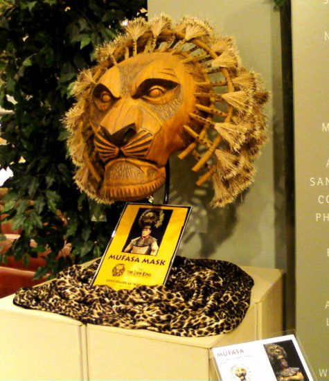 lion king broadway mufasa mask exif