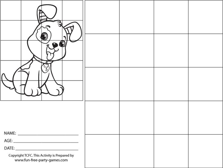 Simple Drawing Grids