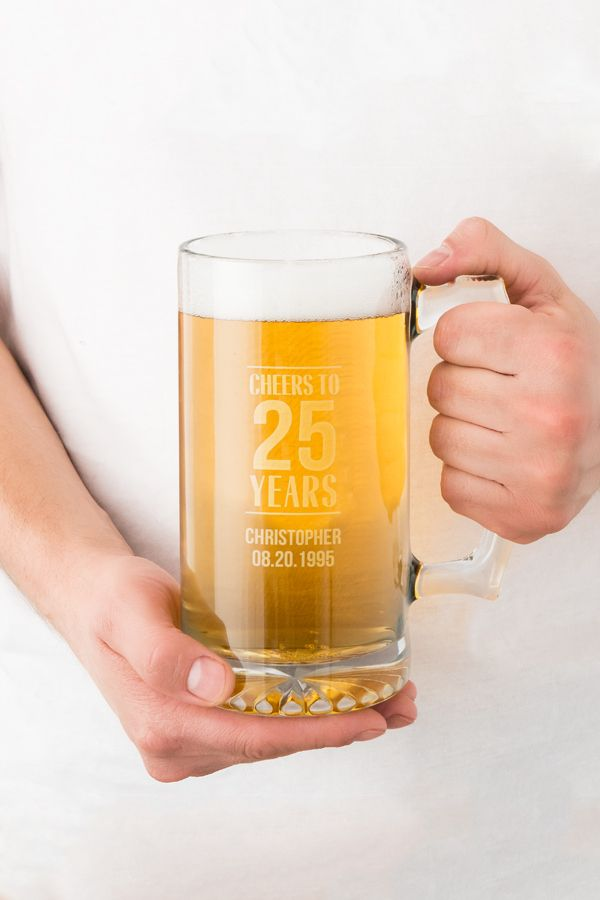 This Superb Beer Mug Is A Fantastic Way To Say Congratulations