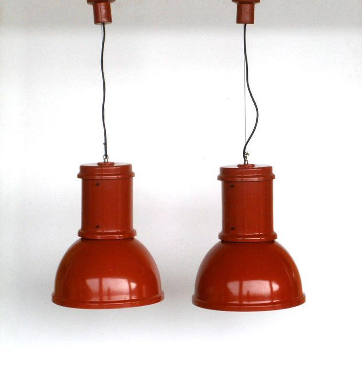 CANDLE loft industrial 2 lamps design 60s 70s fontana arte vintage midcentury #CANDLE