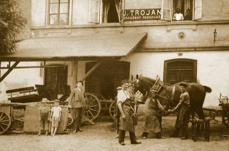 DOLNI ulice 1910-podkovar'