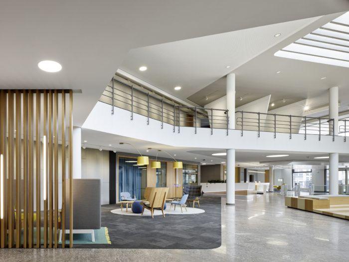 Sap Training Center Office Walldorf Office Snapshots Top Interior Design Firms Interior Design Software Interior Design Courses Online