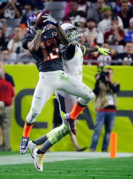 The best of Odell Beckham Jr. at the Pro Bowl