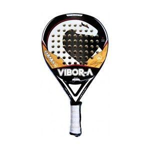 PALA DE PADEL VIBORA YARARA World Champion Edition  Es una raqueta que enamora mas que empezar a jugar, con un increible tacto, con muchisimo control y gran potencia, se puede decir que es de las palas con mas equilibrio del mercado. http://www.newpadel.es/vibora/1032-vibora-yarara-world-champion-edition.html