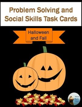 Many students have difficulty with social situations, problem solving, and perspective taking. This product addresses all of these issues in a set of 24 task cards. These cards can help build awareness of social skill development in different situations that occur