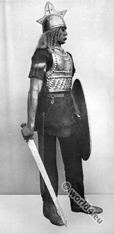 The Ancient Roman costume history B.C. 53 to A.D. 450 ...