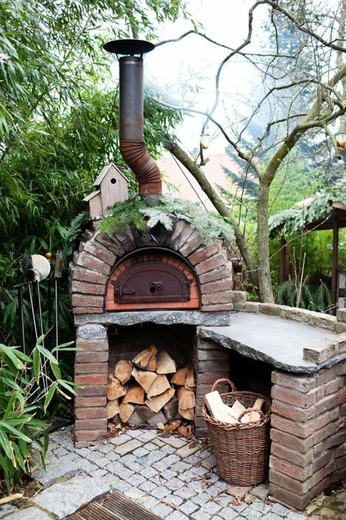 Best 40 Originelle Grillplätze im Garten ideas on Pinterest ...