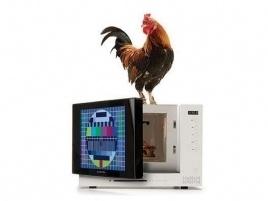 17 migliori immagini su arredo cucina su pinterest tvs vintage e video - Forno con microonde integrato ...