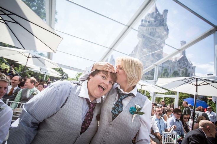 World Pride- Largest Same Sex Wedding - Toronto  What a great, monumental event to be a part of
