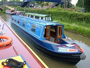 Buy a narrowboat.
