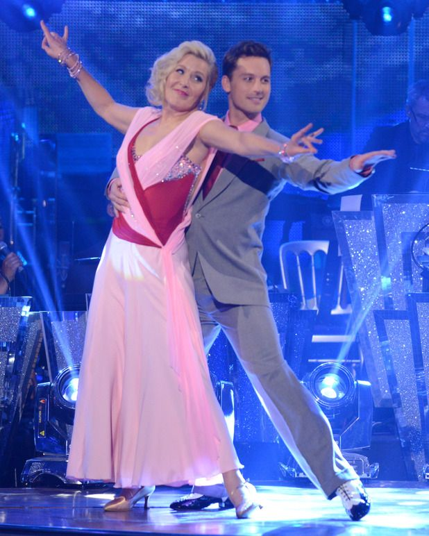 Jennifer Gibney and Tristan MacManus on Strictly Come Dancing 2014: Week Two