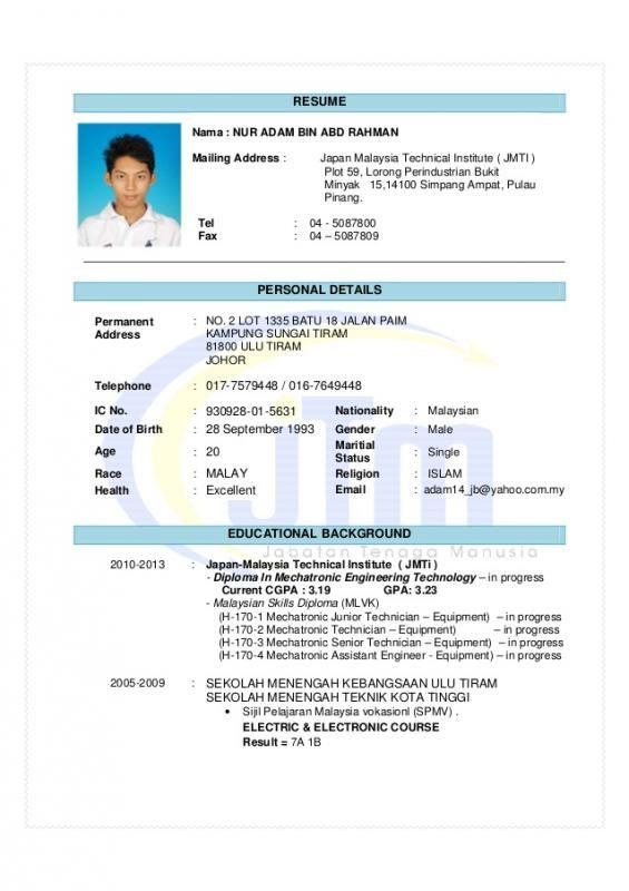 Electronic Technician Resume Check More At Https Nationalgriefawarenessday Com 50541 Electronic Technician Resume Minyak Nama Pulau