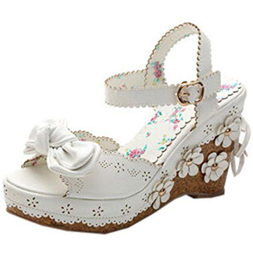 Partiss Damen Sweet Lolita High-top Casual Schuhen Lolita... http://www.amazon.de/dp/B01FVGXBS0/ref=cm_sw_r_pi_dp_bctpxb1S2MP1C