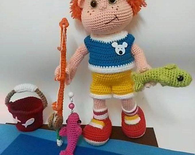 Amigurumi Boy Doll Pattern : 29 best amigurumilerim my amigurumis images on pinterest amigurumi