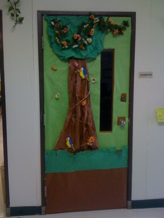 Tree Classroom Door Decoration ~ Best images about teacher s kid life on pinterest