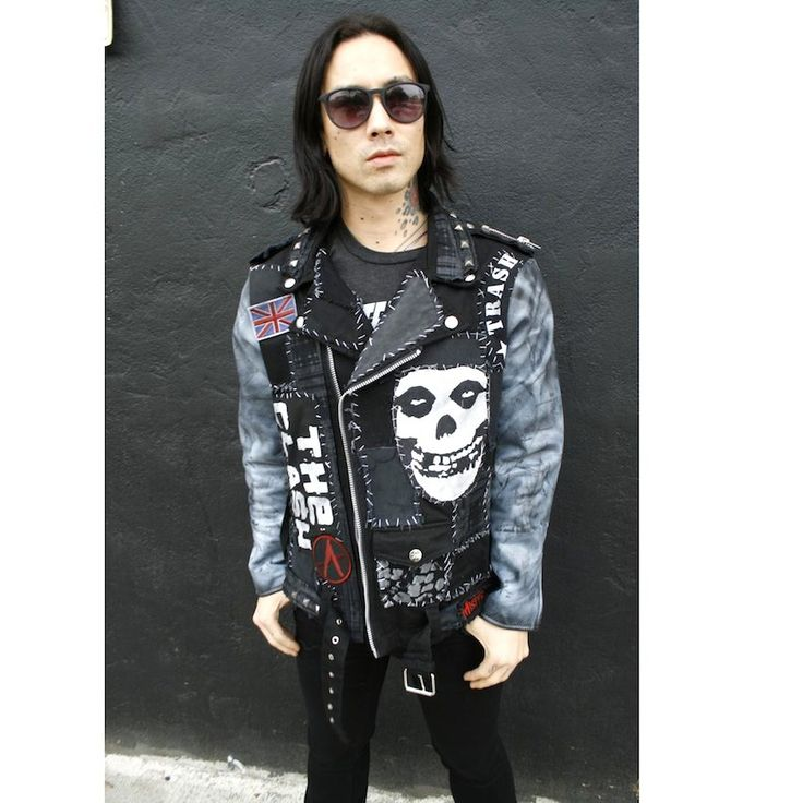 31 best images about custom rock clothing by