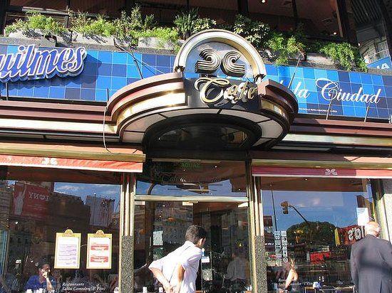 Cafe de la Cuidad - Restaurant in Buenos Aires