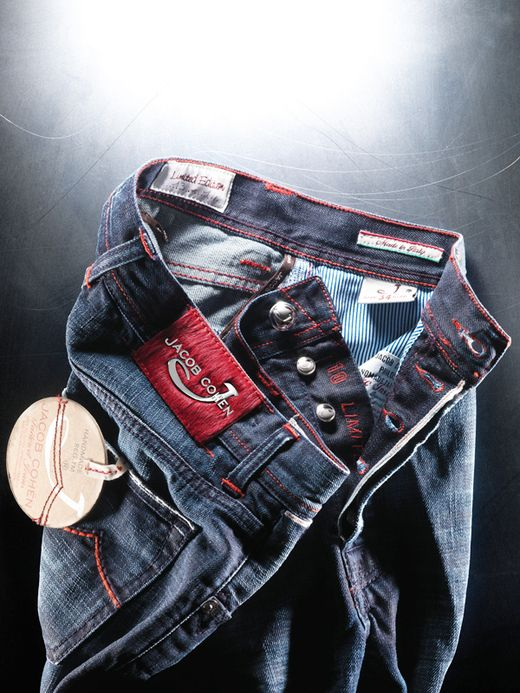 Jacob Cohen Jeans #JacobCohen #tailoredjeans #denim