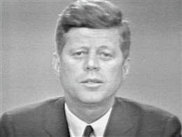 Nightly News: From the Archives: JFK address on civil rights  http://www.nbcnews.com/video/nightly-news/52134928#52134928 (June 11, 1963)
