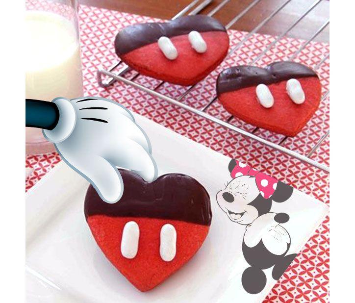 recette_les_biscuits_de_la_saint_valentin_de_mickey_et_minnie - Tous les Heros