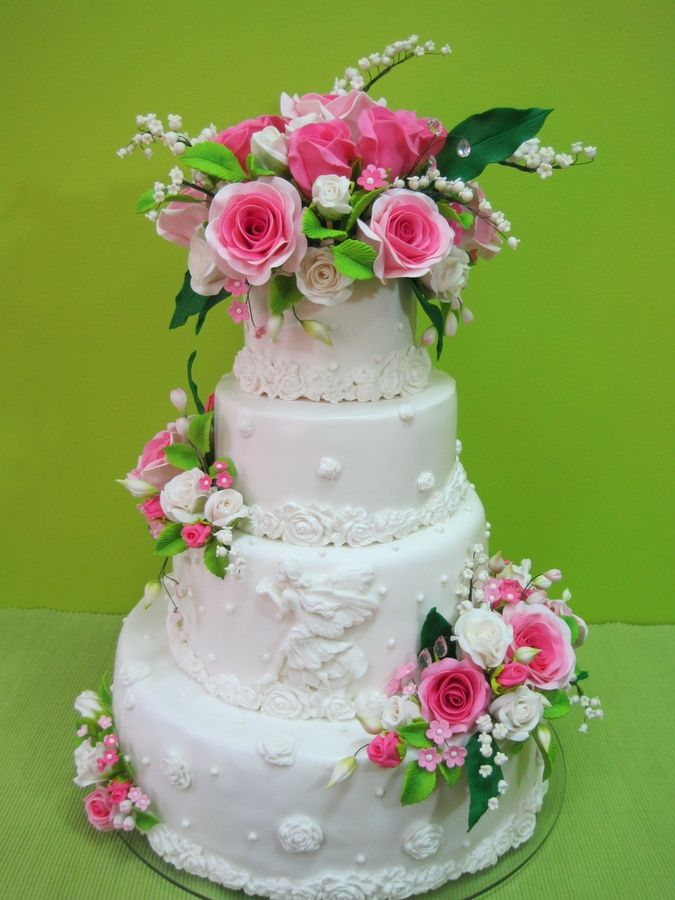 www.facebook.com/cakecoachonline - sharing...Wedding Cake