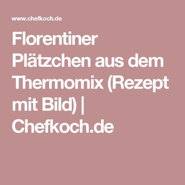 Florentiner Plätzchen aus dem Thermomix (Rezept mit Bild) | Chefkoch.de