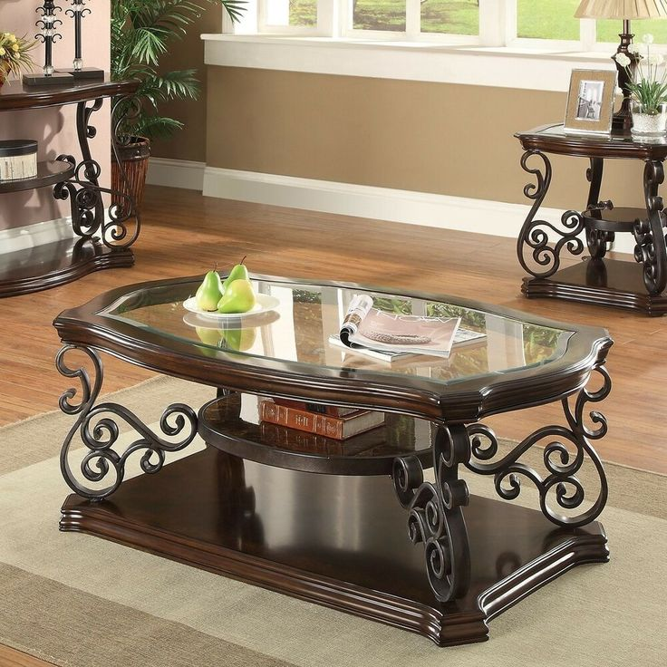 33+ Wood and iron coffee table square ideas in 2021
