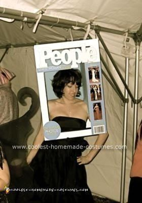 Coolest People Magazine Cover Halloween Costume
