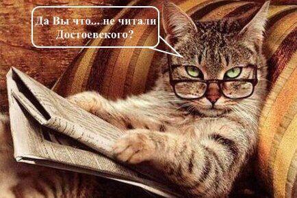 Ну-ка, а вы читали?  Ставим лайк, если да;)
