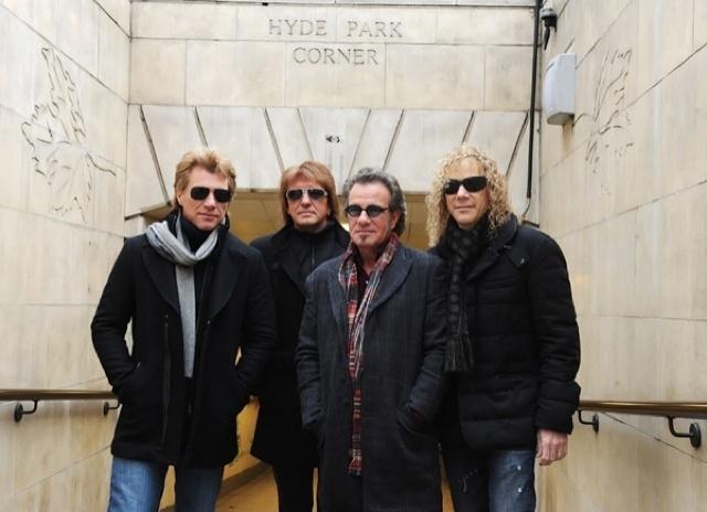 Lo nuevo de Bon Jovi: 'Un gran disco de rock' con carga social