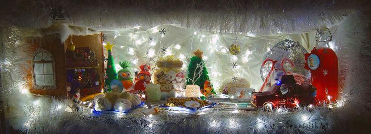 Christmas mini Candy Bar =)