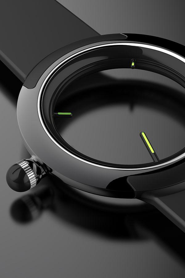 ASIG - nohero/nosky Concentric D. Wrist Watch on Behance [Smart Watche