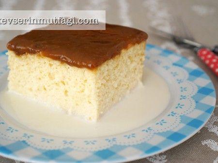 Trileçe Tarifi | Kevser'in Mutfağı - Yemek Tarifleri