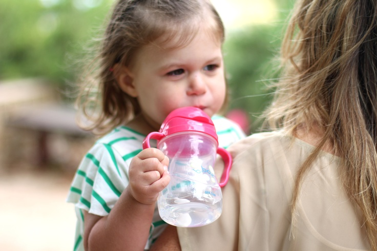 sippy cup on the run!