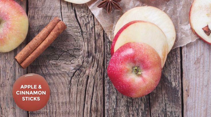 Scentsy Apple & Cinnamon Sticks Scentsy bar. Apple Peel, Spiced White Pumpkin and a touch of oakNew Fall Winter 2017 Scentsy Fragrance, Available September 1, 2017