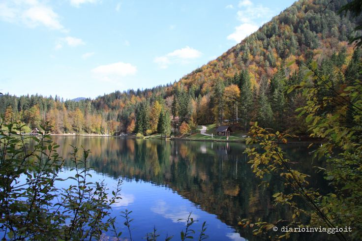 Laghi di Fusine in autunno | Fusine lakes in autumn