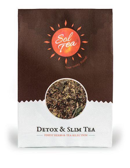 Soltea Detox&Slim - чай за отслабване и детокс