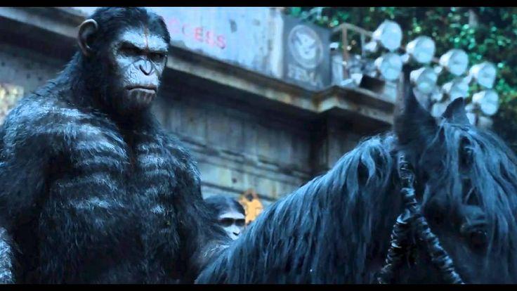 { Gratuit } La Planète des singes l'affrontement entier Complet Film Francais