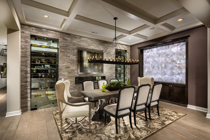 Toll Brothers - Dining Room