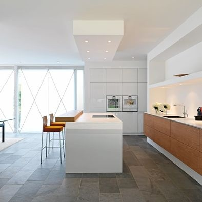 Grey Floor Tile Design, Pictures, Remodel, Decor and Ideas - page 3