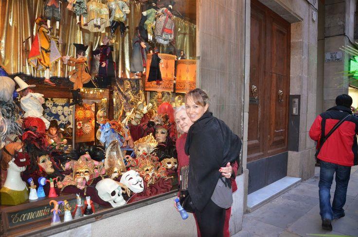 Na Rota do Bem Estar por Francini Soares: Viagem: Barcelona Cidade Mágica!!