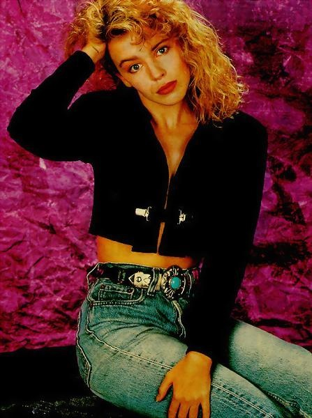 Kylie in 1988