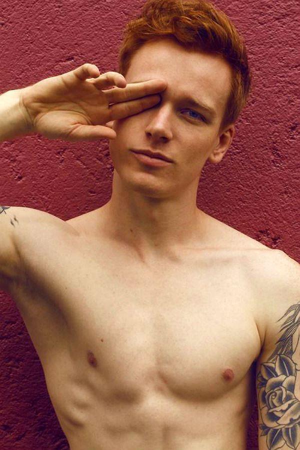 Ruivo Natural Homem / Redhead Men
